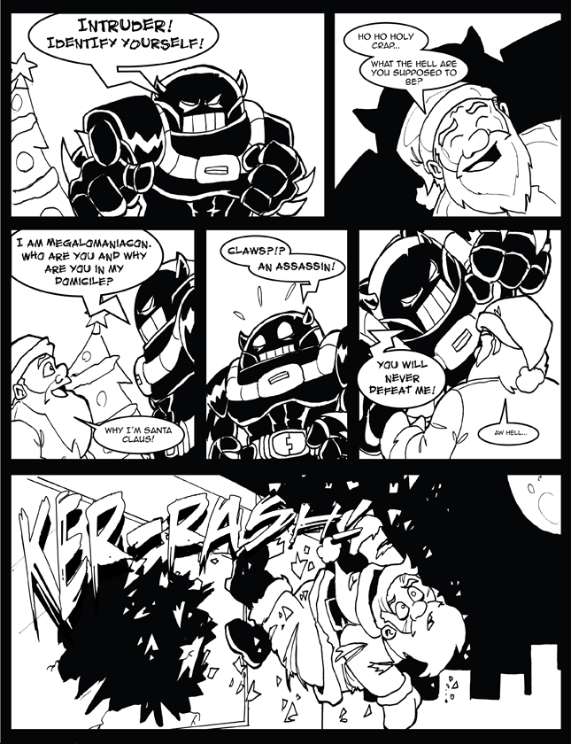 Mike & Megalomaniacon Ruin X-mas pg 4