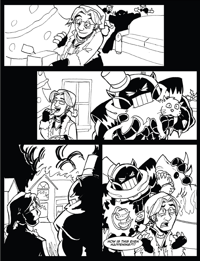 Mike And Megalomaniacon Ruin X-mas pg 13